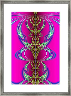 Claws Framed Print by Frederic Durville