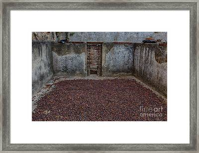 Clean Coffee Framed Print