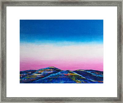 Clear Day Framed Print by Rollin Kocsis