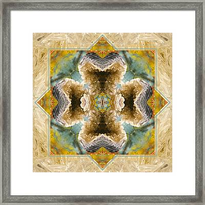 Clear Mind Framed Print
