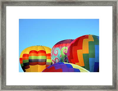 Clear Morning Framed Print by William Bray