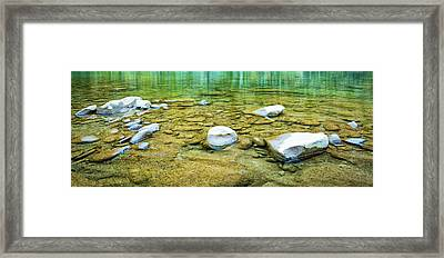 Clear Water Framed Print by Svetlana Sewell