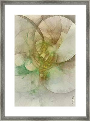 Clearsightedness Fineness  Id 16099-113510-76160 Framed Print