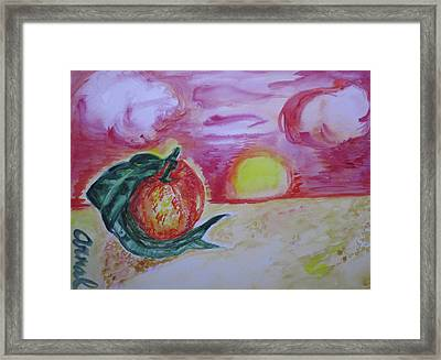 Clementine 52 Framed Print by Lm Arnal