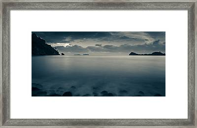 Cleopatra Bay Turkey Framed Print
