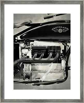 Cleveland 1927 Framed Print