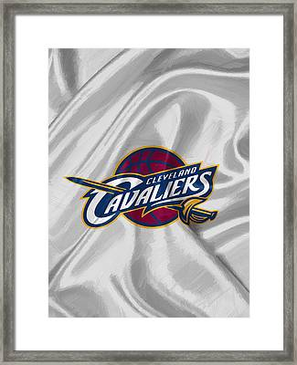 Cleveland Cavaliers Framed Print
