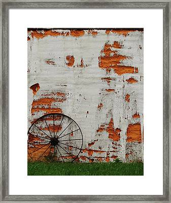 Framed Print featuring the photograph Clever by Cyryn Fyrcyd