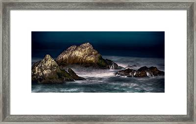 Cliff House San Francisco Seal Rock Framed Print
