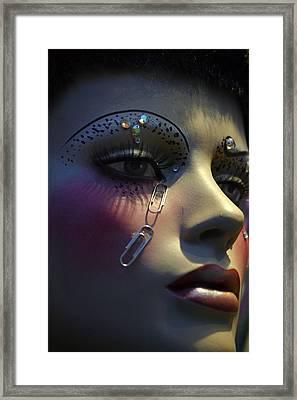 Clipper 2 Framed Print by Jez C Self