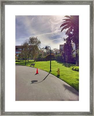 Clockwork - Limited Run Framed Print by Lars B Amble