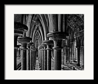Site Historique Framed Prints