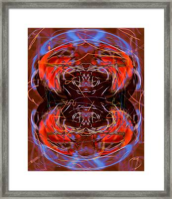 Clone Conception 2015 Framed Print by James Warren