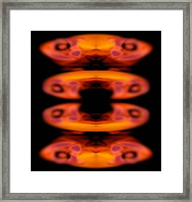 Clone - Producer Within The Hive Of Xenophoed Culture 2015 Framed Print