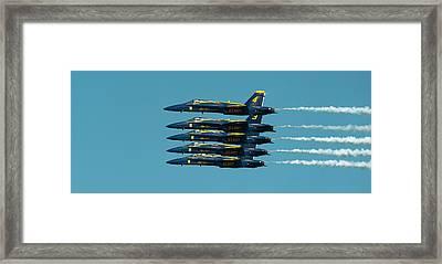 Cloning Framed Print by Sebastian Musial