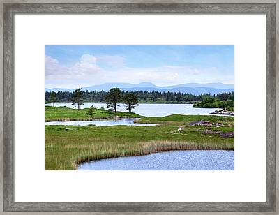 Cloonee Lough - Ireland Framed Print by Joana Kruse
