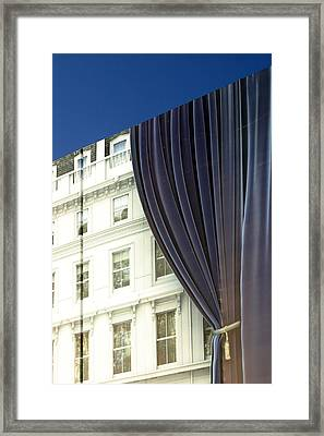 Close Of Day Framed Print by Jez C Self
