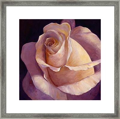 Close To Perfection Framed Print by Billie Colson