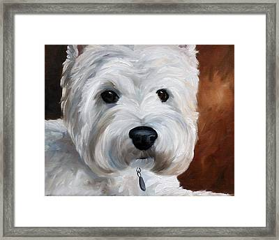 Close Up Framed Print by Mary Sparrow