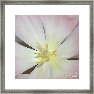 Closer To You Framed Print