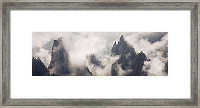 Clouds 1026 Framed Print