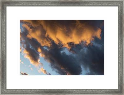 Clouds-161122-84 Framed Print by First Light Images
