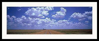 Amarillo Texas Framed Prints