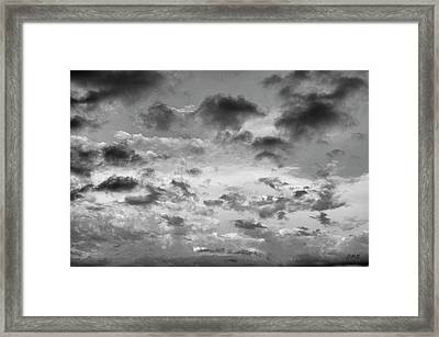 Cloudscape No. 5 Framed Print