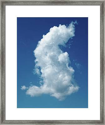 cloudscape No.17 Framed Print by Tom Druin