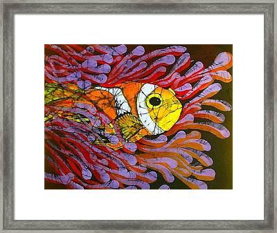 Clownfish I  Framed Print