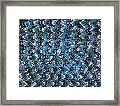 Clubesperance Framed Print by Joan De Bot