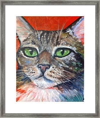 Clyde Framed Print