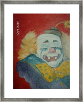 Clyde Framed Print by Terry Lash