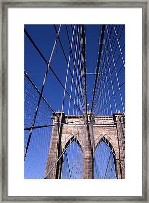 Cnrg0407 Framed Print by Henry Butz