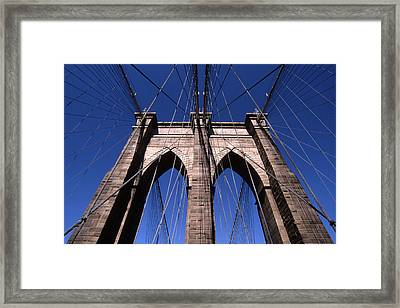 Cnrg0409 Framed Print by Henry Butz