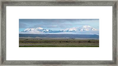 Co State Highway 12 The Highway Of Legends Framed Print by James BO Insogna
