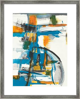 Co2 350 Framed Print by Danielle Nelisse