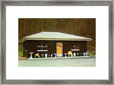 Coal House  Framed Print by Ruth  Housley