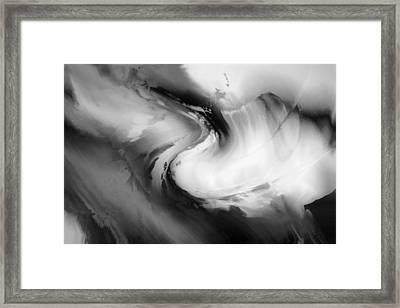 Coalescence Framed Print