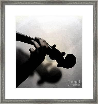 Coalescence  Framed Print by Steven Digman