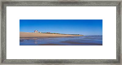 Coast Guard Beach Cape Cod National Framed Print