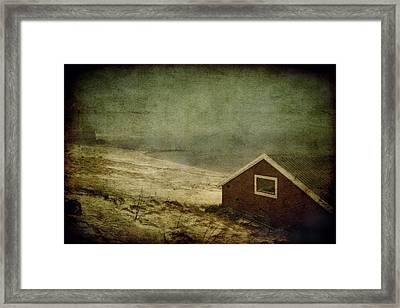 Coast Of Norway Framed Print by Vittorio Chiampan