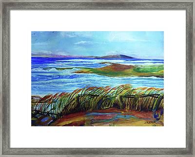 Coastal Winds Framed Print