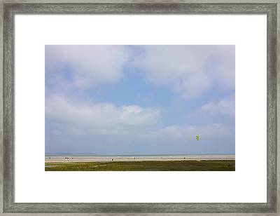 Coastal Brittany Framed Print by Colleen Williams