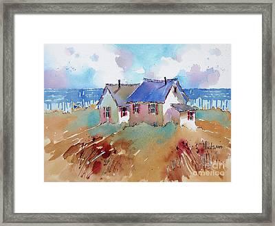 Coastal Charm Framed Print