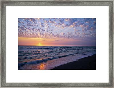 Cobblestone Framed Print