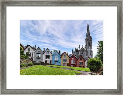 Cobh - Ireland Framed Print