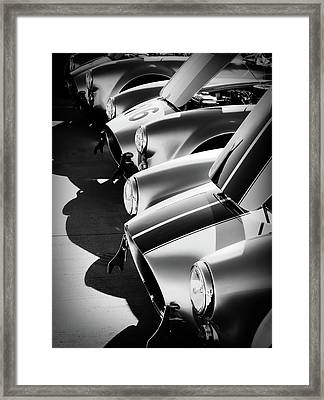 Cobra Pit Framed Print by Douglas Pittman