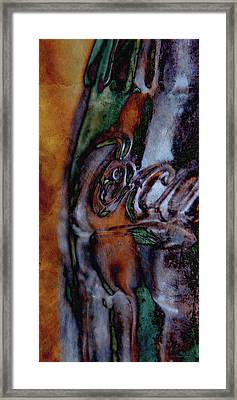 Coca Cola Bottle 3 Framed Print