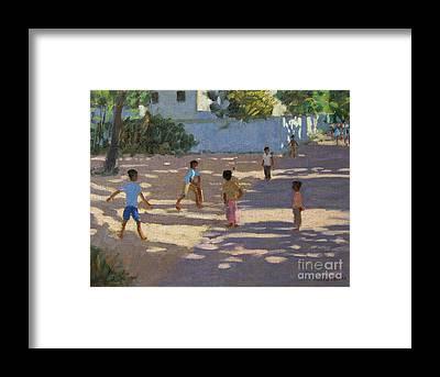Kerala Framed Prints